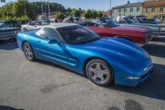 2004 Chevrolet Corvette Convertible Stock Image