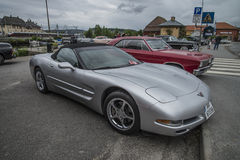 2000 Chevrolet Corvette Convertible Royalty Free Stock Photo