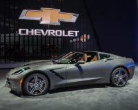 2016 Chevrolet Corvette Royalty Free Stock Photo