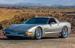 Chevrolet Corvette Stock Images