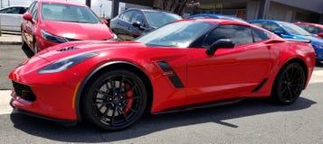 Chevrolet Corvette Grand Sport Royalty Free Stock Photos