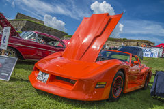 1982 chevrolet corvette Stock Image