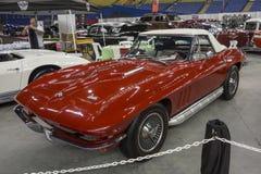Chevrolet Corvette Kabriolett lizenzfreie stockfotos