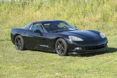 Chevrolet corvette Royalty Free Stock Images