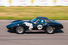 Chevrolet Corvette racing car Stock Photo