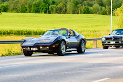 Chevrolet Corvette 1974 Royalty Free Stock Photography