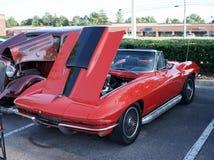 Chevrolet Corvette 1963 Sting Ray photo libre de droits