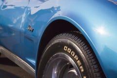 Chevrolet Corvette Sting Ray Immagini Stock Libere da Diritti