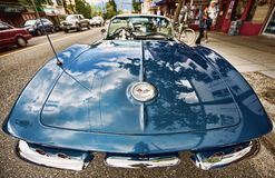 1967 Chevrolet Corvette Sting Ray Convertible royalty free stock photography