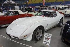 Chevrolet Corvette stingray Fotografering för Bildbyråer