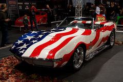Chevrolet Corvette stingray 1969 Arkivfoton