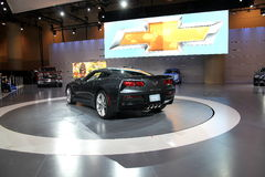 Chevrolet Corvette 2014 Stingray Royalty Free Stock Photo