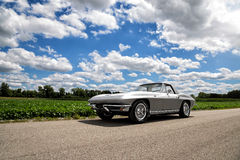 1966 Chevrolet Corvette Royalty Free Stock Images