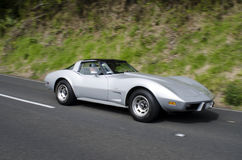 Chevrolet Corvette Stingray Coupe Royalty Free Stock Photography
