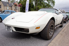 Chevrolet Corvette Stingray coupe Stock Images