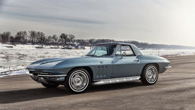 1966 Chevrolet Corvette Stock Photos