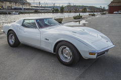 1971 Chevrolet Corvette Stingray 454 Stock Image