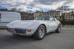 1971 Chevrolet Corvette Stingray 454 Royalty Free Stock Photo