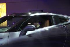 Chevrolet Corvette stingrocka 2014 Royaltyfria Bilder