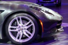Chevrolet Corvette stingrocka 2014 Royaltyfria Foton