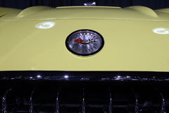 1958 Chevrolet Corvette Symbol Royalty Free Stock Photos