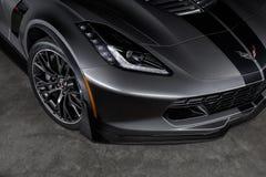 Chevrolet Corvette 2015 Z06 Fotografia de Stock