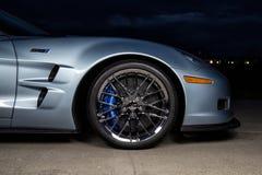 Chevrolet Corvette 2012 ZR1 Fotografering för Bildbyråer