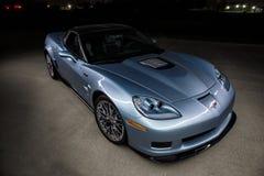 Chevrolet Corvette 2012 ZR1 Immagine Stock Libera da Diritti