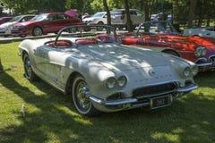 Chevrolet- Corvettekabriolett Lizenzfreies Stockfoto