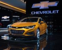 2017 Chevrolet-Cruiseeerste minister Stock Afbeelding