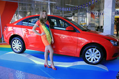 Chevrolet Cruse Stock Photo
