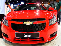 Chevrolet Cruze Royalty Free Stock Photography