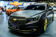 Chevrolet Cruze Royalty Free Stock Images