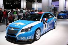 Chevrolet Cruze Racing Car Stock Images