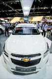 Chevrolet CRUZE  at Thailand motor show. Royalty Free Stock Image