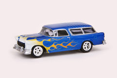 Chevrolet Custom Nomad 1955 Royalty Free Stock Images