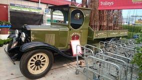 1929 Chevrolet 30 CWT Vrachtwagen Stock Fotografie