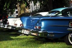 Chevrolet d'annata 1958 fotografia stock libera da diritti