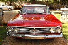 1960 Chevrolet-de Bovenkant van de Impalabel Royalty-vrije Stock Foto