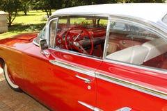 1960 Chevrolet-de Bovenkant van de Impalabel Stock Afbeeldingen