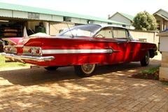 1960 Chevrolet-de Bovenkant van de Impalabel Royalty-vrije Stock Afbeelding