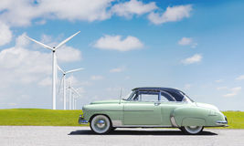 Chevrolet Deluxe 1950 Stock Photos