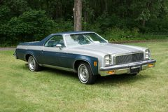 Chevrolet El Camino Royalty Free Stock Images