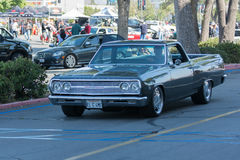 Chevrolet El Camino car on dispaly Royalty Free Stock Photography