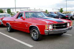 Chevrolet El Camino Royalty Free Stock Image