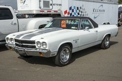 Chevrolet el camino for sale Stock Photography