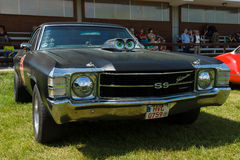 The Chevrolet El Camino SS, 1971 Royalty Free Stock Image