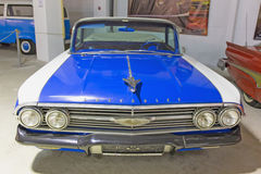 Chevrolet El Camino 1960. ST. PETERSBURG, RUSSIA - FEBRUARY 24, 2015 : Chevrolet El Camino 1960 at the exhibition Muscle Car Stock Image