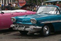 Chevrolet em Havana imagens de stock
