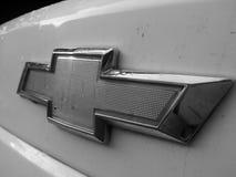 Chevrolet emblem Arkivbilder